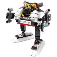 Sluban Stavebnice 3v1 Vesmírný robot 4