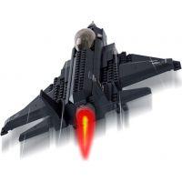 Sluban Stavebnice Bojový letoun F35 4