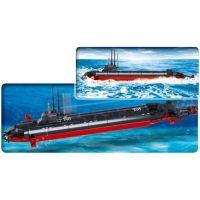 Sluban Stavebnice Jaderná ponorka 3