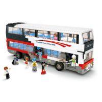Sluban Stavebnice Patrový autobus