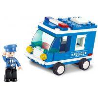 Sluban Stavebnice Policejní anton 2