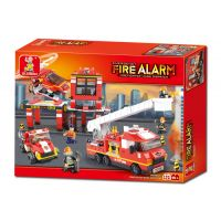 Sluban Stavebnice Stanice hasičů