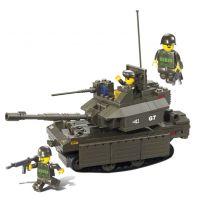 Sluban Stavebnice Tank M1A2 Abrams 2