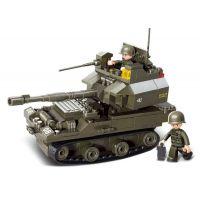 Sluban Stavebnice Tank T90 2