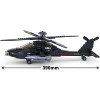 Sluban Stavebnice Vrtulník Apache 5