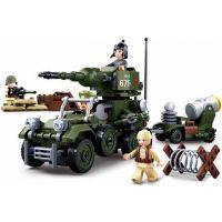 Sluban WWII 4v1 Stavebnicový set