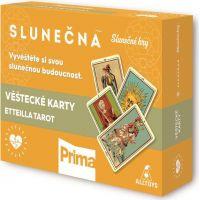 Slunečná - Luxusné veštecké karty