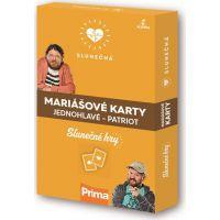 Slunečná - Mariašová karty jednohlavé