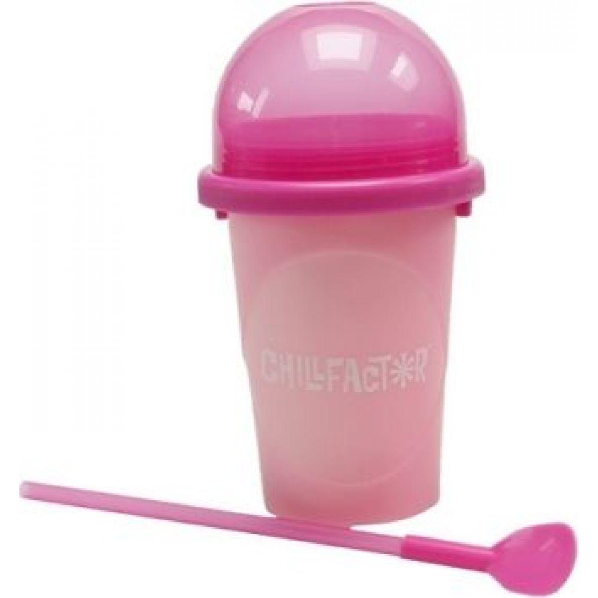 Alltoys Slushy maker měnící barvu růžový