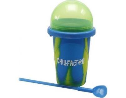 Slushy maker modrozelený