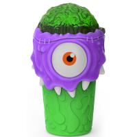 Alltoys Slushy Maker Monster výroba ledové tříště Fialová hlava