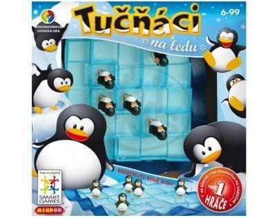 Mindok Tučňáci na ledu - Poškozený obal