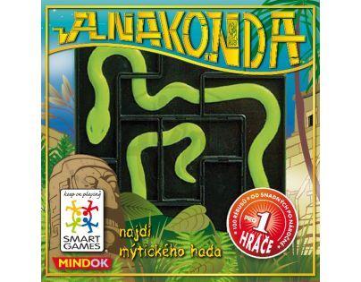 Mindok  -  SMART 121– Anakonda