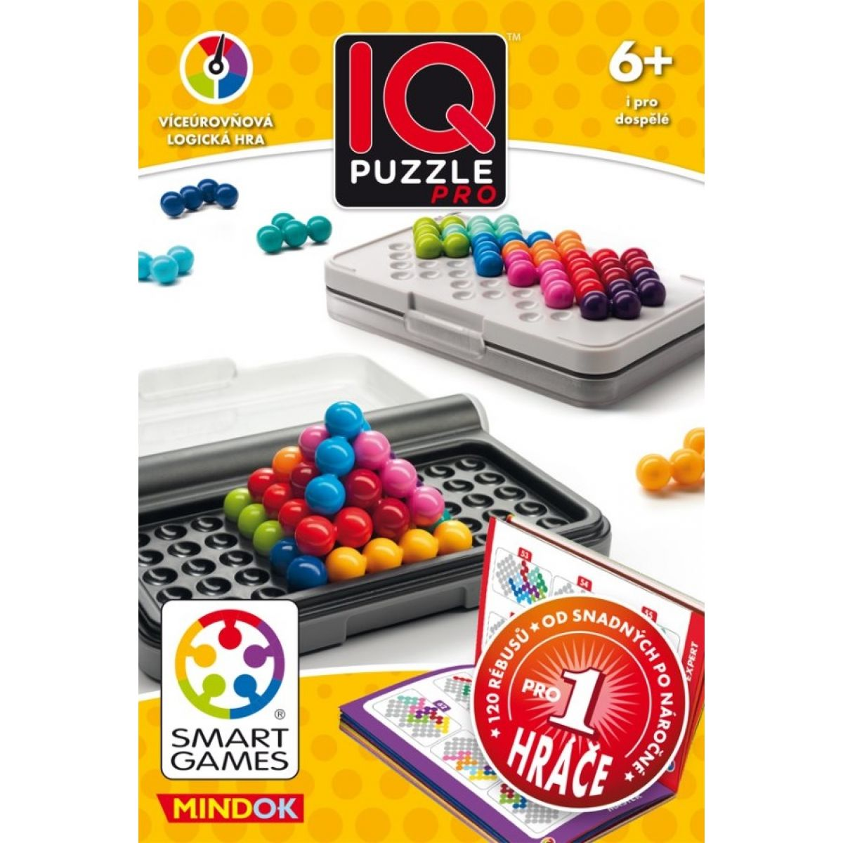 Smart Games IQ Puzzle PRO