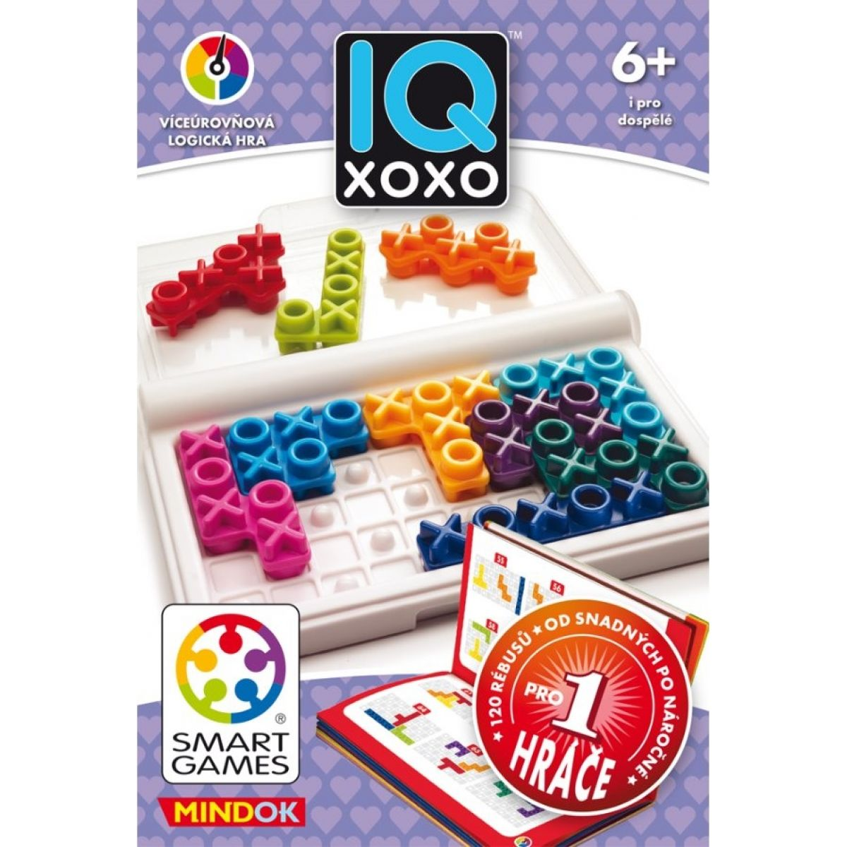 Smart Games IQ XOXO