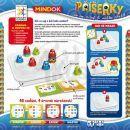 Mindok Smart Games Žravé příšerky 2