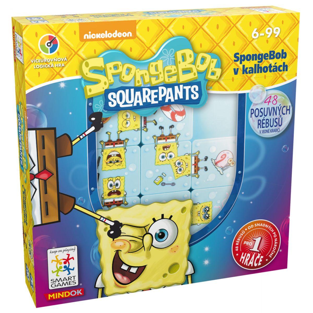 Smart Games SpongeBob