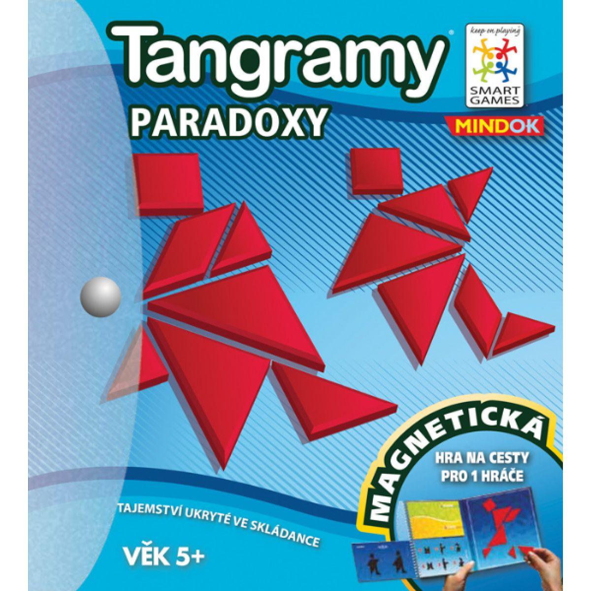 Smart Games Tangramy Paradoxy