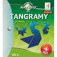 Mindok 136 - Tangramy: Zvířata