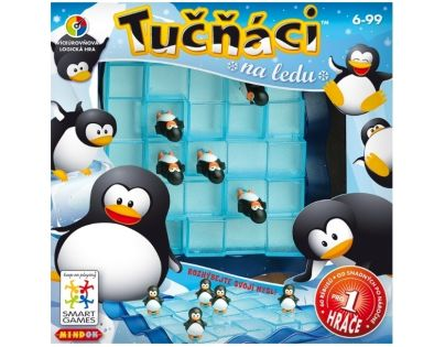 Mindok 300914 - Tučňáci na ledu