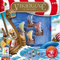 Smart Vikingové v bouři
