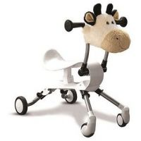 Smart Trike Odrážedlo Springo zvířátko kravička - Poškozený obal