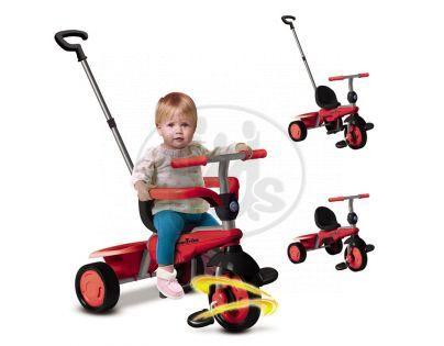 Smart Trike Tříkolka Breeze 3v1 červená