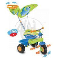 Smart Trike Tříkolka Candy Dino modro-zelená 2