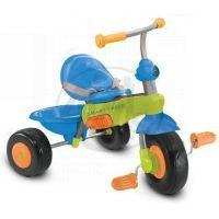 Smart Trike Tříkolka Candy Dino modro-zelená 4