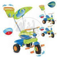 Smart Trike Tříkolka Candy Dino modro-zelená 5