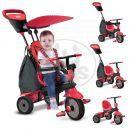 Smart Trike Tříkolka Glow 4v1 červená 2