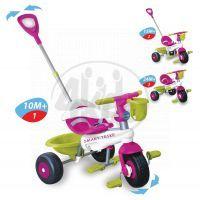 Tříkolka Lollipop fialovo-bílá Smart Trike 2