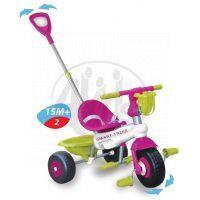 Tříkolka Lollipop fialovo-bílá Smart Trike 3
