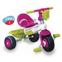 Tříkolka Lollipop fialovo-bílá Smart Trike 4