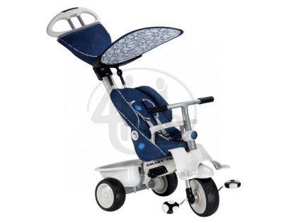 Smart Trike Tříkolka Recliner 4v1 modrošedá