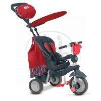 Smart Trike Tříkolka Splash 5v1 červená