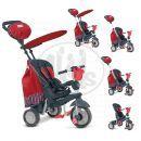 Smart Trike Tříkolka Splash 5v1 červená 2