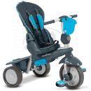 Smart Trike Tříkolka Splash 5v1 modrá 5