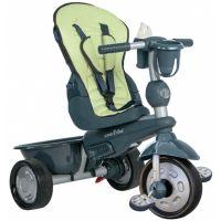 Smart Trike Tříkolka 4 v 1 Explorer zelená 3
