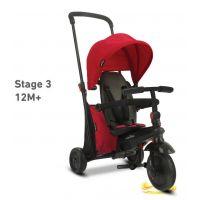 Smart Trike Tříkolka 7 v 1 Foliding Trike 400 červená 4