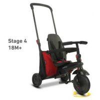 Smart Trike Tříkolka 7 v 1 Foliding Trike 400 červená 5