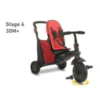 Smart Trike Tříkolka 7 v 1 Smartfold 500 červená 5