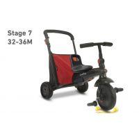 Smart Trike Tříkolka 7 v 1 Smartfold 500 červená 6