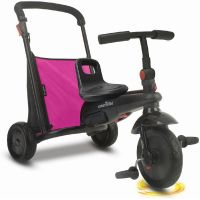 Smart Trike Tříkolka 7 v 1 Smartfold 500 růžová 6