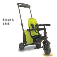 Smart Trike Tříkolka 7 v 1 Smartfold 500 zelená  Poškozený obal 5