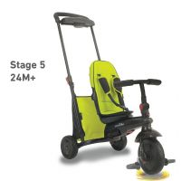 Smart Trike Tříkolka 7 v 1 Smartfold 500 zelená  Poškozený obal 6