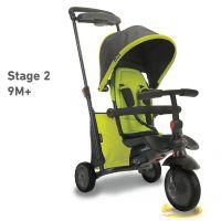 Smart Trike Tříkolka 7 v 1 Smartfold 500 zelená 4