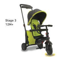 Smart Trike Tříkolka 7 v 1 Smartfold 500 zelená 5