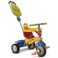 Smart Trike Tříkolka Breeze GL žluto červeno modrá