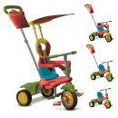 Smart Trike Tříkolka Joy 4v1 tříbarevná 2